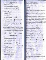 Bí quyết ôn luyện thi đại học đạt điểm tối đa vật lý tập 1   lê văn vinh part 2
