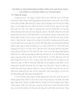 GIẢI PHÁP HOÀN THIỆN CÔNG TÁC KẾ TOÁN TSCĐ TẠI CÔNG TY CỔ PHẦN ĐIỆN LỰC THANH HOÁ