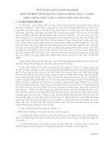 MỘT SỐ BIỆN PHÁP QUẢN LÍ HOẠT ĐỘNG DẠY VÀ HỌC MÔN TIẾNG VIỆT LỚP 2 : PHÂN MÔN KỂ CHUYỆN.