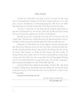 QUẢN LÝ HOẠT ĐỘNG DẠY HỌC CỦA HIỆU TRƯỞNG  TRƯỜNG TIỂU HỌC THUỘC XÃ THUẦN NÔNG  HUYỆN XUÂN TRƯỜNG – TỈNH NAM ĐỊNH  ĐÁP ỨNG YÊU CẦU ĐỔI MỚI GIÁO DỤC