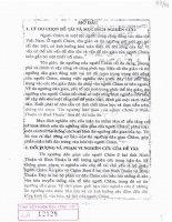 Tín ngưỡng dân gian của người Chăm Ở Ninh Thuận và Bình Thuận (Bản Tóm Tắt)