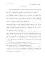 phân tích tình hình thực hiện kế hoạch giá thành sản phẩm và một số biện pháp giảm giá thành tại cty Xi măng Hòang Thạch năm 2005