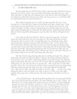 SÁNG KIẾN KINH NGHIỆM  MỘT SỐ HƯỚNG PHỤC VỤ LÝ THUYẾT KIẾN TẠO GIÚP HỌC SINH HỌC TỐT PHÉP BIẾN HÌNH 11