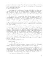 SÁNG KIẾN KINH NGHIỆM  QUẢN LÍ CÔNG TÁC CHUYÊN MÔN THEO ĐỊNH HƯỚNG ĐỔI MỚI SINH HOẠT TỔ CHUYÊN MÔN TẠI TRƯỜNG THCS  THPT BÀU HÀM NĂM HỌC 20142015