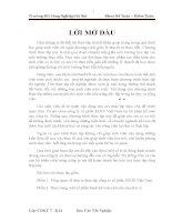 báo cáo thực tập kế toán công ty cổ phần EMIN Việt Nam
