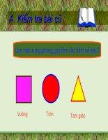Giáo án bồi dưỡng toán lớp 2 Ôn tập các số đến 100 tham khảo (5)