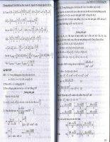 Phương pháp giải toán hình học theo chuyên đề part 3