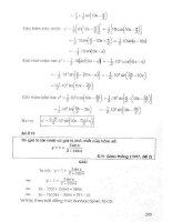 Tuyển tập 570 bài toán lượng giác chọn lọc (p2)