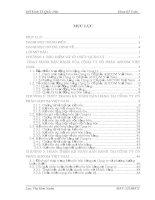 Hoàn thiện kế toán bán hàng tại Công ty cổ phần AHCOM Việt Nam