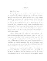 Dạy - học kiến thức nước ngoài trong chủ điểm Trên đôi cánh ước mơ Tiếng Việt 4 Tập 1