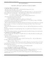 TỔNG hợp lý thuyết và các dạng toán lớp 6