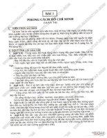 hướng dẫn học và làm bài ngữ văn 9 tập 1, tập 2  phần 1
