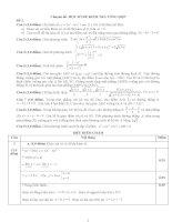 Một số đề kiểm tra tổng hợp môn toán kỳ thi THPT Quốc gia 2015.DOC