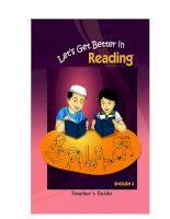 Let''s Get Better In Reading