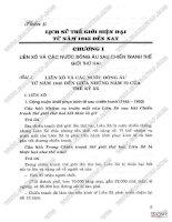 HƯỚNG dẫn TRẢ lời câu hỏi và bài tập LỊCH sử 9