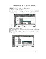 Đồ án nghiên cứu ứng dụng PLC trong điều khiển tự độnáy xấn tôn   tài liệu, ebook, giáo trình2