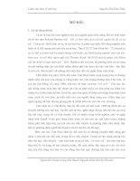 Người kể chuyện trong tiểu thuyết Nguyễn Khải thời kỳ đổi mới