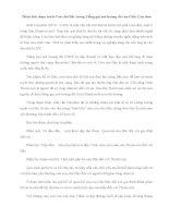 Phân tích đoạn trích Con chó Bấc trong Tiếng gọi nơi hoang dã của Giắc Lân-đơn
