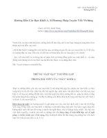 Hướng dẫn chi tiết phương pháp luyện viết writing từ band 5 0 đến 7 0