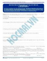 Bài 8.Bài tập trắc nghiệm về số điểm dao động cực đại