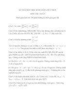 Đề thi HSG toán lớp 9 (15)