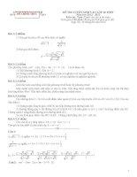 Đề tuyển sinh vào 10 môn toán năm 2012_BẮC NINH