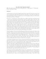 Bài viết số 6 Ngữ văn lớp 9 Suy nghĩ của em về tình mẫu tử trong đoạn trích Trong lòng mẹ
