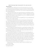 Phân tích bài thơ Ánh trăng của Nguyễn Duy Văn mẫu lớp 9