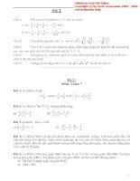 bộ đề thi học sinh giỏi toán lớp 7 đề thi học sinh giỏi toán có đáp án
