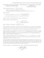 ĐỀ MINH HỌA-KỲ THI THPT QUỐC GIA NĂM 2015 môn toán