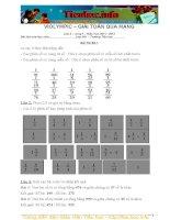 ĐỀ THI VIOLYMPIC  môn toán LỚP 5  Vòng 1  2011 -2012
