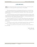 ĐỒ ÁN THÉP 2, KHUNG THÉP 1 TẦNG 3 NHỊP ( THUYẾT MINH +CAD)
