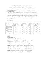 15 đề kiểm tra 1 tiết toán 12 (kèm đáp án)