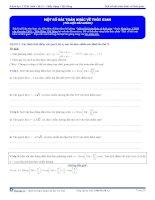 Bài tập trắc nghiệm môn vật lý chương dao động điều hòa (16)