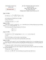 Đề thi tuyển sinh vào lớp 10 THPT môn toán chung ,đề thi chính thức của Sở Giáo Dục Và Đào Tạo Quảng Nam năm 2012,2013
