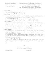 Đề thi học sinh giỏi môn toán lớp 11 năm học 2011 - 2012 tỉnh vĩnh phúc(có đáp án)