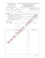 Đề thi học sinh giỏi Giải toán trên Máy tính Casio cấp tỉnh Đăk Nông môn Toán lớp 9 (2008 - 2009)