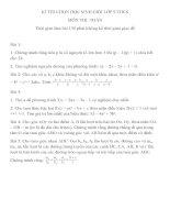 Đề thi HSG toán lớp 9 (16)