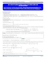 Bài tập trắc nghiệm môn vật lý chương dao động điều hòa (3)