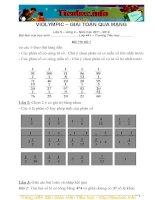 ĐỀ THI VIOLYMPIC môn toán LỚP 5  Vòng 2  2011 -2012