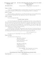 Đề thi tuyển sinh lớp 10 môn ngữ văn năm 2013   trường THPT chuyên lương văn chánh