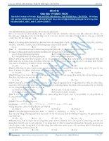 Luyện thi PEN 1 hóa học thầy vũ khắc ngọc - TB - Khá (2)