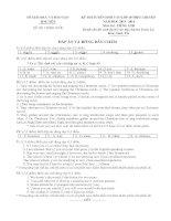 Đề thi tiếng anh lớp 9 thi tuyển sinh vào lớp 10 sưu tầm tham khảo bồi dưỡng (13)