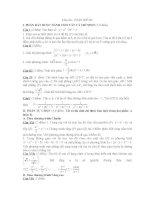 thi thử đại học môn toán, đề 88