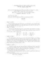 bộ đề thi tốt nghiệp lý thuyết ngành may và thiết kế thời trang cao đẳng nghề đề số  (24)