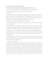 ÔN TẬP CAO HỌC LUẬT MÔN TRIẾT HỌC, CÁC QUY LUẬT CƠ BẢN CỦA PHÉP BIỆN CHỨNG DUY VẬT