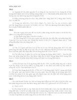 Hoá học 8 - đề kiểm tra, thi học kỳ, sưu tầm thi học sinh giỏi tham khảo ôn thi (21)