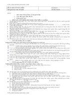 Đề thi môn kinh tế phát triển đại học thương mại (6)