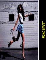Elements of fashion skirts