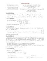 đề thi HSG toán 9 hải dương năm 2012-2013